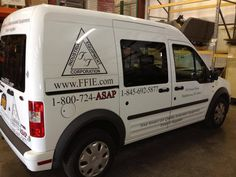 The latest edition to the F & F Industrial fleet!