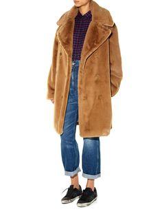 Kate oversized faux-fur coat | Golden Goose Deluxe Brand | MATCHESFASHION.COM US