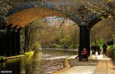 Regents Canal, Paddington