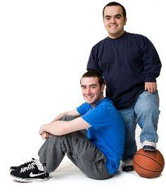 Understanding Dwarfism....My two favorite Fava boys.