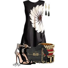 Spring Dress Style, created by kginger on Polyvore
