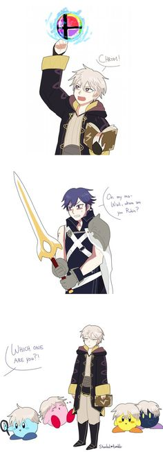 Oh Chrom by sheebal on DeviantArt
