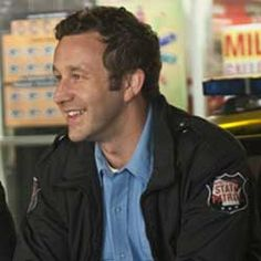 Officer Rhodes/Chris O'Dowd...so freaking adorable!