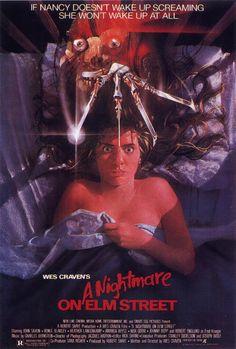 horror movie villians scenes posters | POSTER - A NIGHTMARE ON ELMSTREET (2)