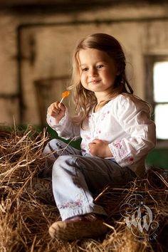Lil' Lollipop Gal... what a sweetie.