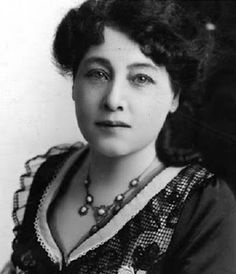 Alice Guy-Blaché - French filmmaker. First woman director in film industry and first woman to own a motion picture studio.