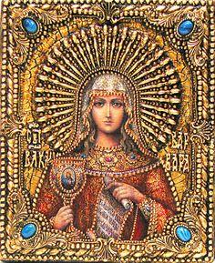 икона Варвара
