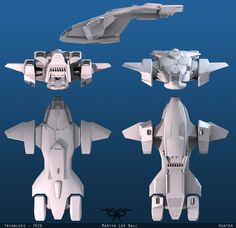 Halo 3 Pelican by martynball on DeviantArt