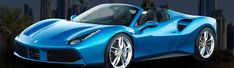 Do you dream of driving a Ferrari Find out how your wish can come true with the help of our luxury car rental agents in Dubai. Isabelle Lightwood, Ferrari 488, Luxury Car Rental, Luxury Cars, Maserati, Bugatti, Ferrari Spider, Automobile, Cabriolet