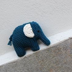 Hračka: Háčkovaný slon Dinosaur Stuffed Animal, Detail, Toys, Blog, Animals, Activity Toys, Animales, Animaux, Clearance Toys