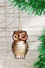 Olly The Owl Christmas Decoration