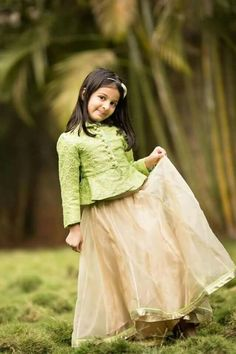 New Model Kids Party Wear Dress Collections Kids Party Wear Dresses, Kids Dress Wear, Kids Gown, Little Girl Dresses, Summer Dresses, Kids Indian Wear, Kids Ethnic Wear, Indian Baby, Kids Dress Indian