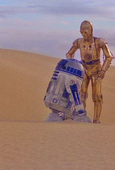 Star Wars. I love this shot: sandy wide wide openess.