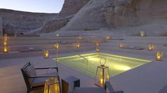 Amangiri Spa Canyon Point Utah.  If I ever get married this is where I would like to go on an anniversary