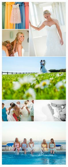 Saunton Sands Hotel wedding photography by Michael Wells Photography