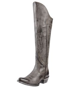The Cowboy boots I've been dreaming of!     Ariat Women's Murrietta Boot - Old West Black