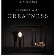 Worlds First Luxury Magnetic Makeup Brush Range, by Rae Morris, now available in the USA at @Beautylish