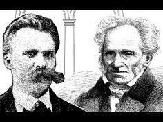 Resultado de imagen para nietzsche y arthur schopenhauer