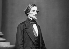 13 March 1865: CONFEDERACY APPROVES BLACK SOLDIERS  Confederate President Jefferson Davis (above) signs a measure allowing black slaves to enlist in the Confederate States Army with the promise they would be set free.
