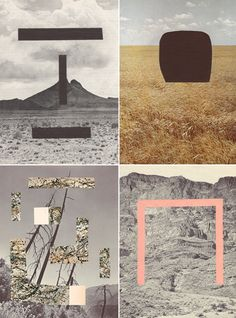landscapes and shapes