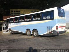 Ônibus da empresa Empresa de Transportes Santa Terezinha, carro 2000, carroceria Busscar Jum Buss 360, chassi Mercedes-Benz O-400RSD. Foto na cidade de Varginha-MG por Cleverson Abel dos Santos, publicada em 13/07/2013 19:21:09.