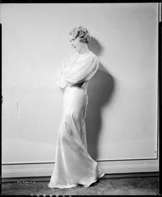Camera negative of Mary Pickford.