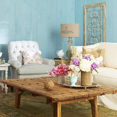 """Subtle Changes - Don't sweat slight color variations between fabrics and walls. """"The best rooms are slightly off -- stronger, lighter, softer, just not a spot-on match to a swatch,"""" says Sasha Emerson, a Los Angeles designer."""