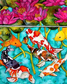 Kate Larsson Watercolors