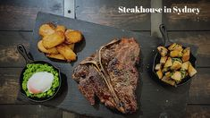 We are one of the best bar and grill steakhouse restaurants in Surry Hills, Rushcutters Bay, Potts Point, Darlinghurst, Sydney. We offer top quality & tasty steak. Best Steakhouse, Best Craft Beers, Surry Hills, Cool Bars, Fine Wine, Steaks, Sydney, Grilling, Restaurants