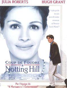 Coup de foudre à Notting Hill (titre original : Notting Hill) est un film…