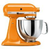 Pamela uses this fabulous mixer in Orange for preparing many of her gluten-free recipes.