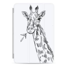 iPad Cover / Case - Giraffe ($45) ❤ liked on Polyvore featuring accessories, tech accessories, ipad cover / case, ipad sleeve case, apple ipad case, ipad case, apple ipad cover case and ipad cover case