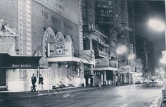 Broadway marquee New Faces of 1968 (Booth Theatre) Plaza Suite (Plymouth Theatre)