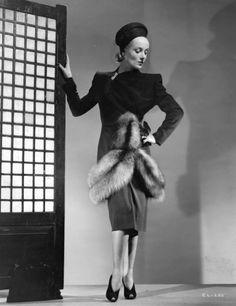 Carole Lombard the Fashion Plate