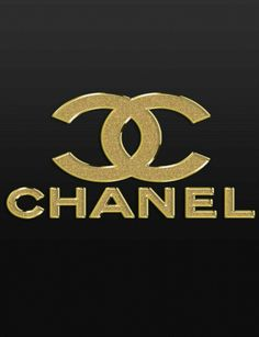 Iphone Wallpapers Chanel Background Glitter Gucci Logos Fashion Black Chelsea Channel