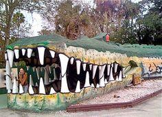 Roadside Attractions in Florida