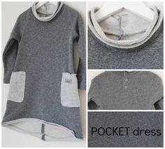 Buboo Stylish Dress POCKET dandelion. Stylish Kids Clothes, Stylish Kids, Buboo style, Kids Fashion, Toddler Clothes.