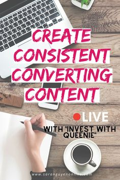 Content hacks: How to create consistent, converting content for YouTube and Facebook - Sara Nguyen #socialmedia #tips #contentstrategy #videomarketing Inbound Marketing, Business Marketing, Content Marketing, Online Marketing, Online Business, Marketing Calendar, Interesting Information, Consistency, Writing Tips
