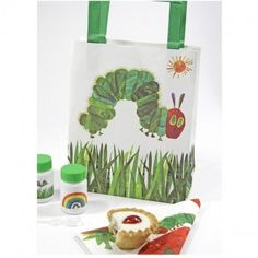 The Very Hungry Caterpillar Party Bags-The Very Hungry Caterpillar Party Supplies-The Party Company