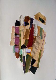 Patti Agapi ART Musings: #Collage2015/003