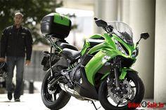 Kawasaki ER 6F Motorbike