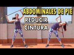 EJERCICIOS ABDOMINALES EN SILLA!! PARA REDUCIR ABDOMEN Y CINTURA EN POCO TIEMPO - YouTube