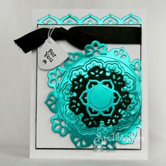 Spellbinders Paper Arts - Idea Gallery - View Project - For You