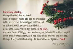 Csitáry-Hock Tamás idézet az igazi ajándékról.