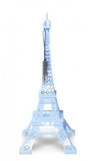 L'originale #merciGustave! Bluesky en version limitée et numérotée #cloud #blue #sky #Tower #Eiffel #Design #Decp ($73)