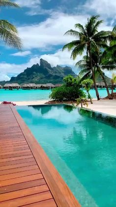 Vacation Places, Vacation Destinations, Dream Vacations, Vacation Trips, Dream Vacation Spots, Bora Bora Island, 17 Kpop, Beautiful Places To Travel, Beautiful Beaches
