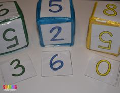 Number adding fun...