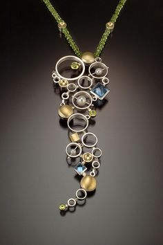 Effervescence Wave by Danielle Miller Jewelry, via Flickr