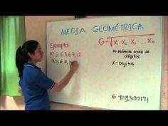 Media Geométrica