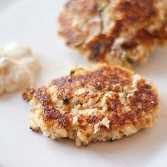 Carissa Miss: lemon and parsley fish cakes (substitute GF breadcrumbs) Fish Recipes, Seafood Recipes, Healthy Recipes, Good Food, Yummy Food, Food Obsession, Recipes From Heaven, Fish And Seafood, Food Dishes